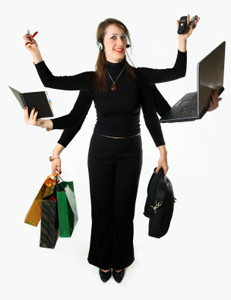 The high energy diet for the multi-tasking, crazy-busy woman