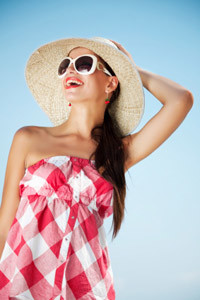 How to Look Cool on Hot Summer Days